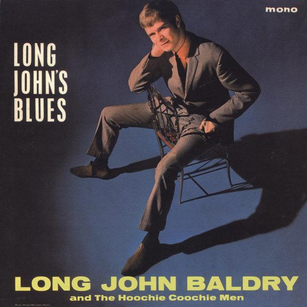 Long John Baldry – Long John's Blues