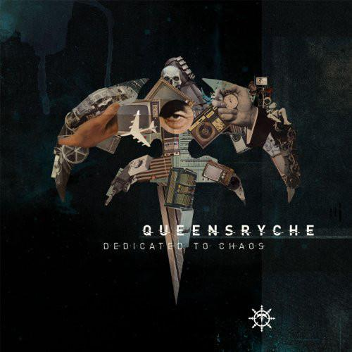 Queensryche ‎– Dedicated To Chaos