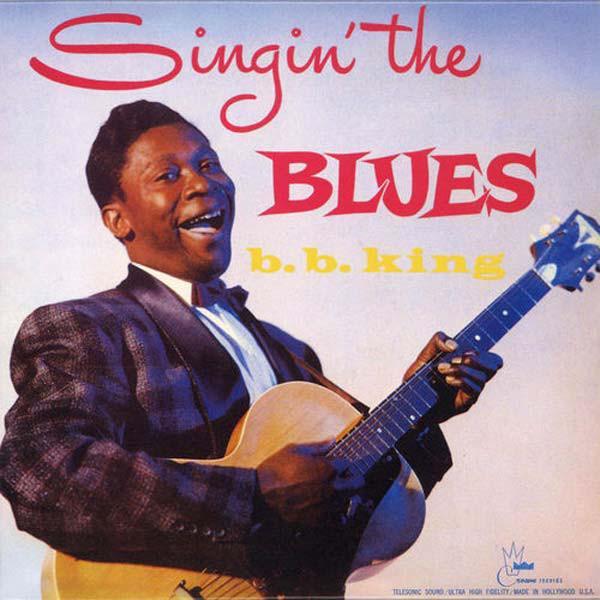 B.B. King – Singin' The Blues