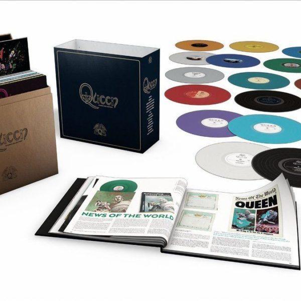 Queen – Studio Collection