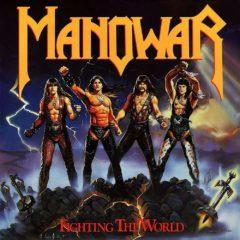 Manowar ‎– Fighting The World