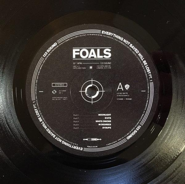 Foals – Everything Not Saved Will Be Lost: Part 1