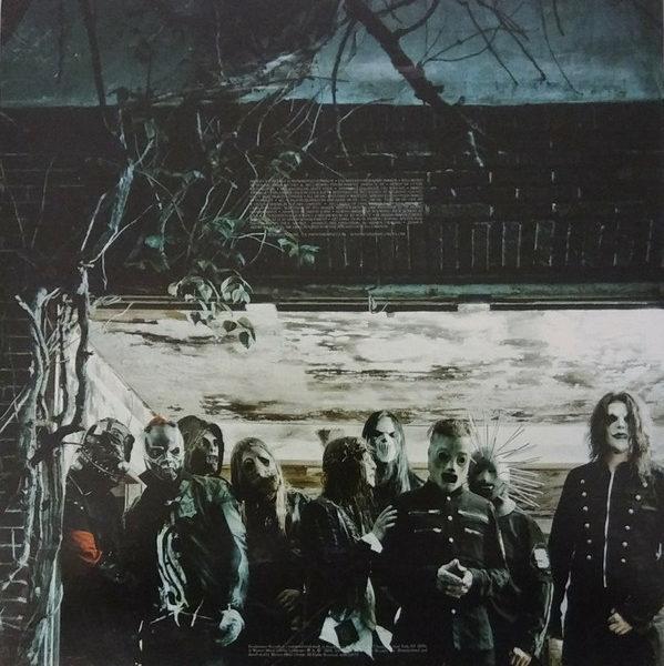 Slipknot – All Hope Is Gone