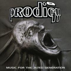 Prodigy ‎– Music For The Jilted Generation
