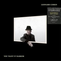 Leonard Cohen ‎– You Want It Darker