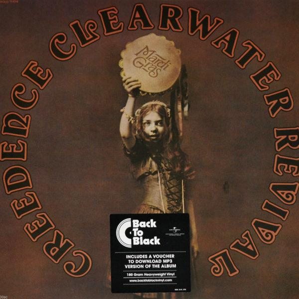 Creedence Clearwater Revival – Mardi Gras
