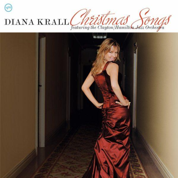 Diana Krall Featuring The Clayton/Hamilton Jazz Orchestra – Christmas Songs