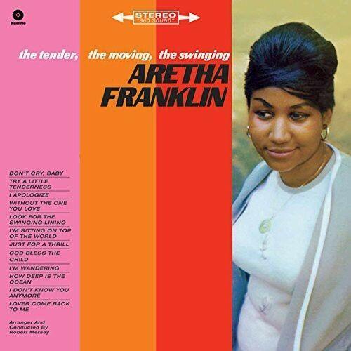 Aretha Franklin - Tender Moving Swinging (2014)
