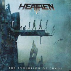 Heathen ‎– The Evolution Of Chaos