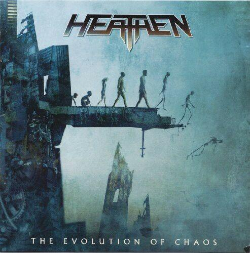 Heathen – The Evolution Of Chaos