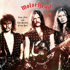 Motorhead - Iron Fist & the Hordes from Hell  With CD