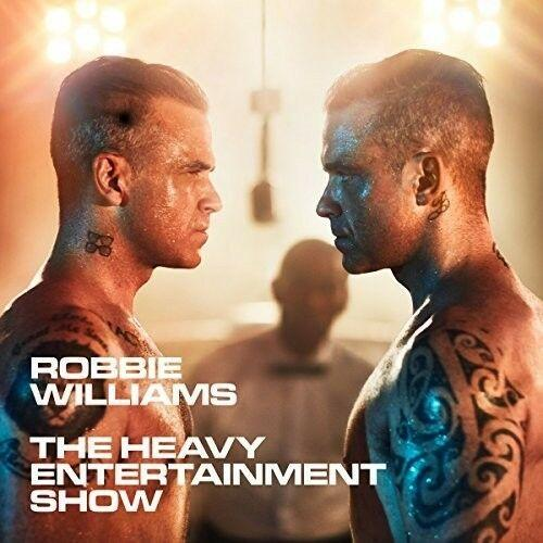 Robbie Williams - Heavy Entertainment Show  Deluxe Edition, Canada -