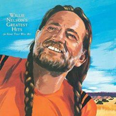 Willie Nelson ‎– Greatest Hits (& Some That Will Be)