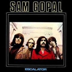 Sam Gopal - Escalator  Colored Vinyl, Red, With Bonus 7,