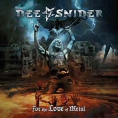 Dee Snider - For The Love Of Metal  Explicit, Black