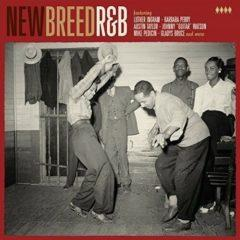 Various ‎– New Breed R&B
