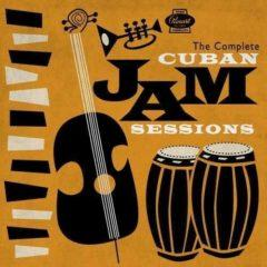 Various ‎– The Complete Cuban Jam Sessions