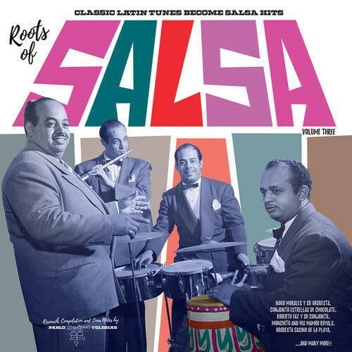 Various – Roots Of Salsa Volume Three