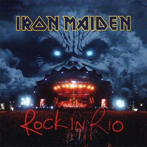 Iron Maiden - Rock in Rio  180 Gram