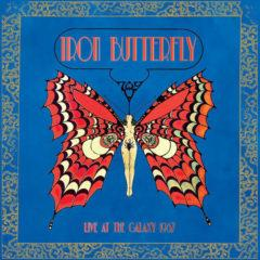 Iron Butterfly - Live At The Galaxy 1967  Colored Vinyl, 180 Gram