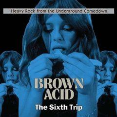 Various ‎– Brown Acid: The Sixth Trip
