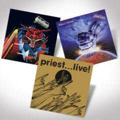 Judas Priest - Judas Priest Lp Bundle