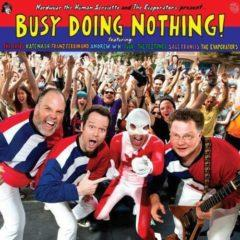 Various ‎– The Evaporators Present Busy Doing Nothing!