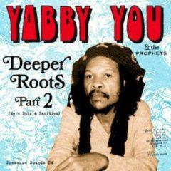 Yabby You & The Prophets ‎– Deeper Roots Part 2