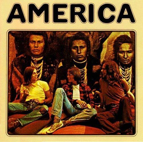 America - America  180 Gram ( 2008 )