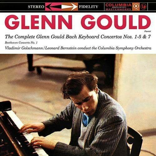 Glenn Gould - Complete Glenn Gould Bach Keyboard Ctos