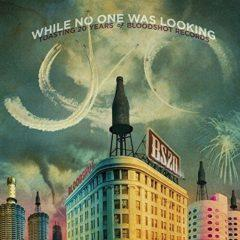 Various ‎– While No One Was Looking - Toasting 20 Years Of Bloodshot Recordings
