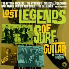 Various ‎– Lost Legends Of Surf Guitar
