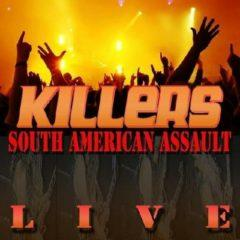 The Killers, Paul Di - South American Assault Live