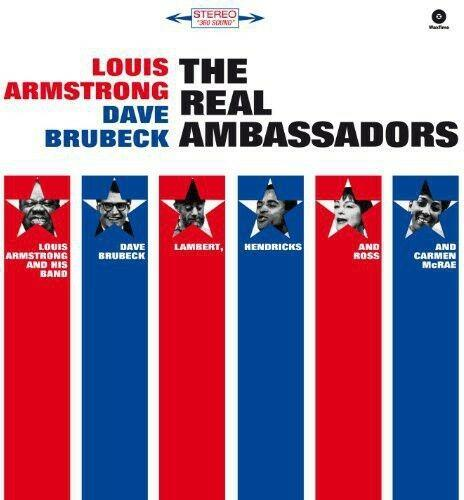 Louis Armstrong & Dave Brubeck - Real Ambassadors  1