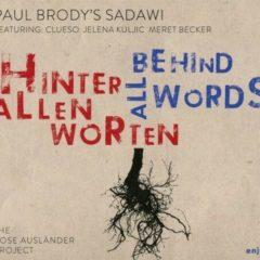 Paul Brody - Hinter Allen Worten