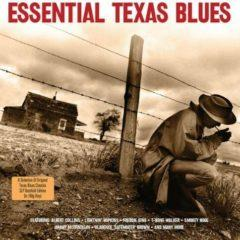 Various ‎– Essential Texas Blues