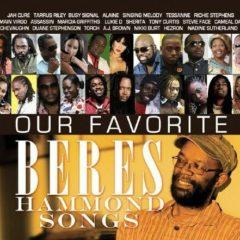 Various ‎– Our Favorite Beres Hammond Songs
