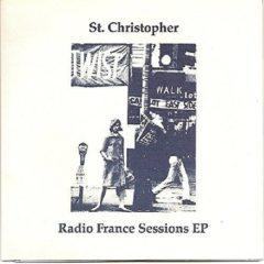 St. Christopher - Radio France Sessions (7 inch Vinyl)