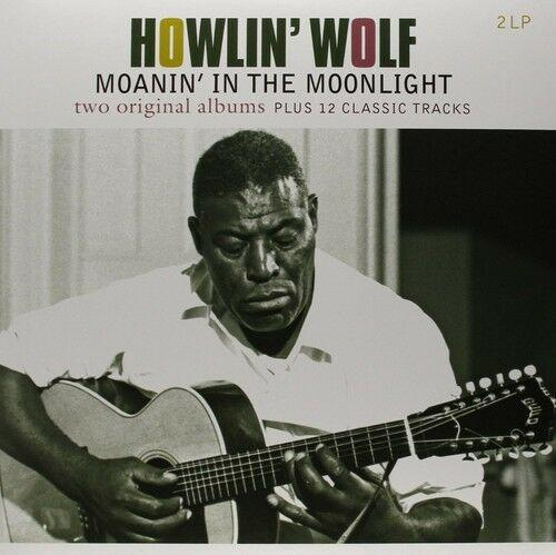 Howlin Wolf - Howlin Wolf / Moanin in the Moonlight  Holland - Impor