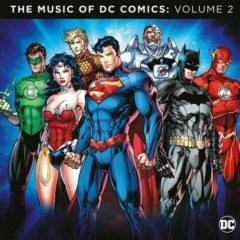 Various Artists - Music Of Dc Comics 2 / Various