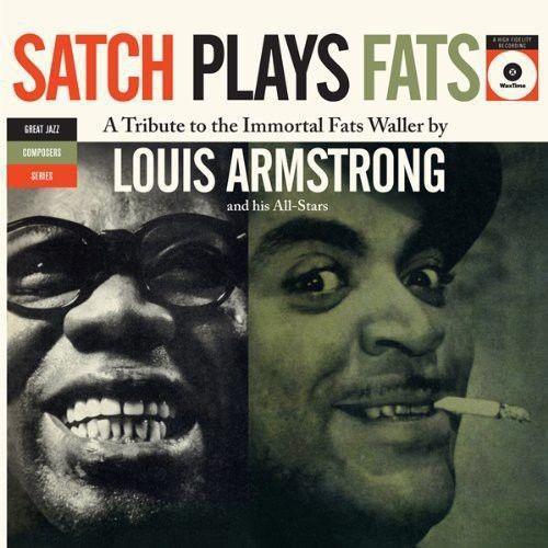 Louis Armstrong, Oscar Peterson - Satch Plays Fats