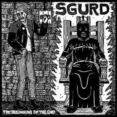 Sgurd - Beginning Of The End (7 inch Vinyl)