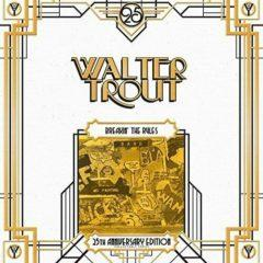 Walter Trout - Breakin' the Rules-25th Anniversary Series LP 5  UK -