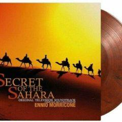 Ennio Morricone - Secret Of The Sahara (Original Soundtrack)  Black,