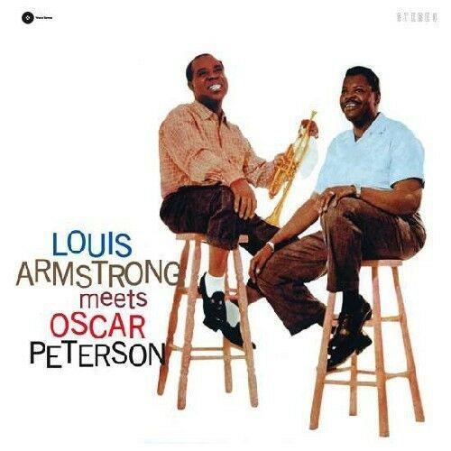 Oscar Peterson, Louis Armstrong - Meets Oscar Peterson