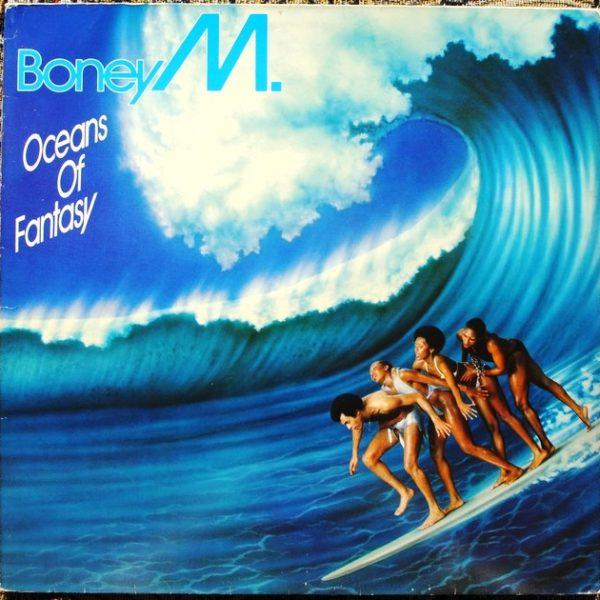 Boney M. ‎– Oceans Of Fantasy (1979)