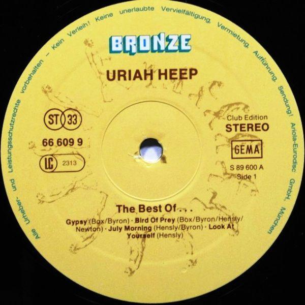 Uriah Heep – The Best Of...