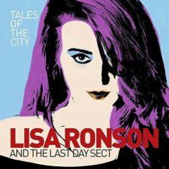 Lisa Ronson, Lisa Ronson and Last Day Sect - Tales Of The City  UK -