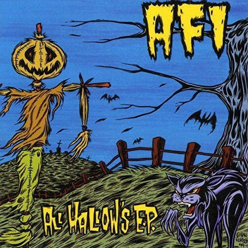 AFI - All Hallow's E.P.  Colored Vinyl, Extended Play
