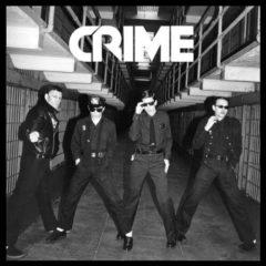 Crime - Crime  With CD, Boxed Set